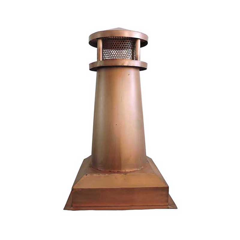 Publish of Gens New Style Copper Chimney