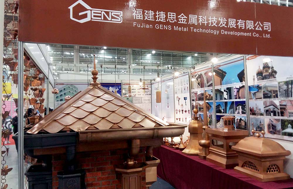 Gens Has a Meeting with you in Fuzhou Home and Construction Exhibition