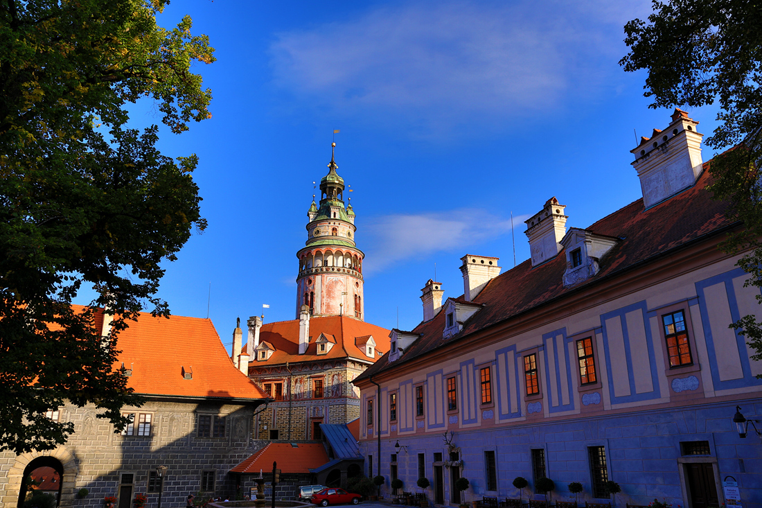 The Most Beautiful European Town: Cesky Krumlov in Czech Republic
