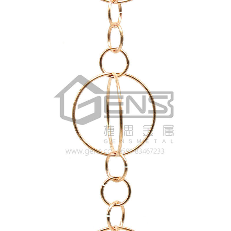 Copper Rain Chain GBGRC01025