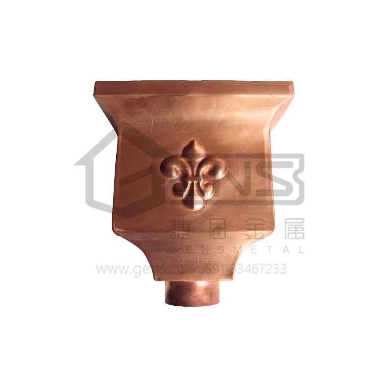 Copper Conductor Head GBGCH01017