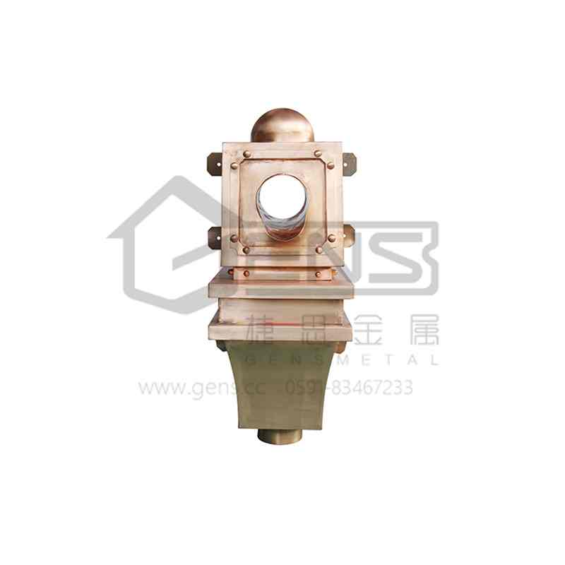 Copper Conductor Head GBGCH01020