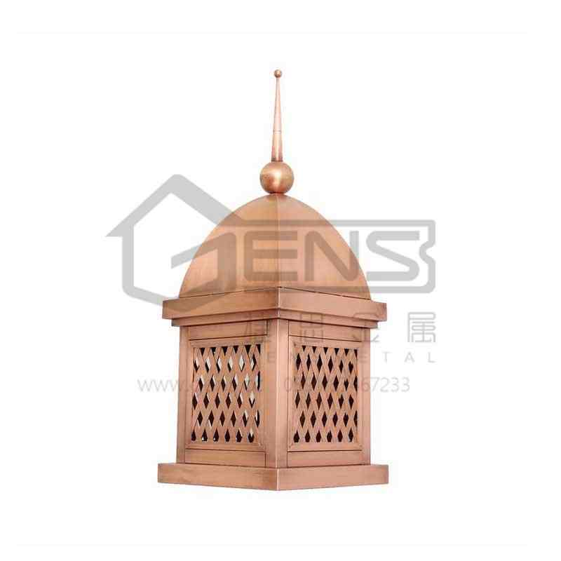 Copper Chimney Hood GBGCT01002