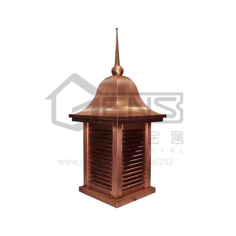 Copper Chimney Hood GBGCT01003