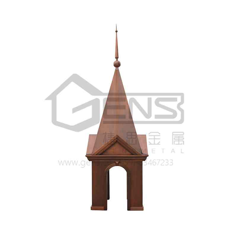 Copper lightning rod GBGLR01015