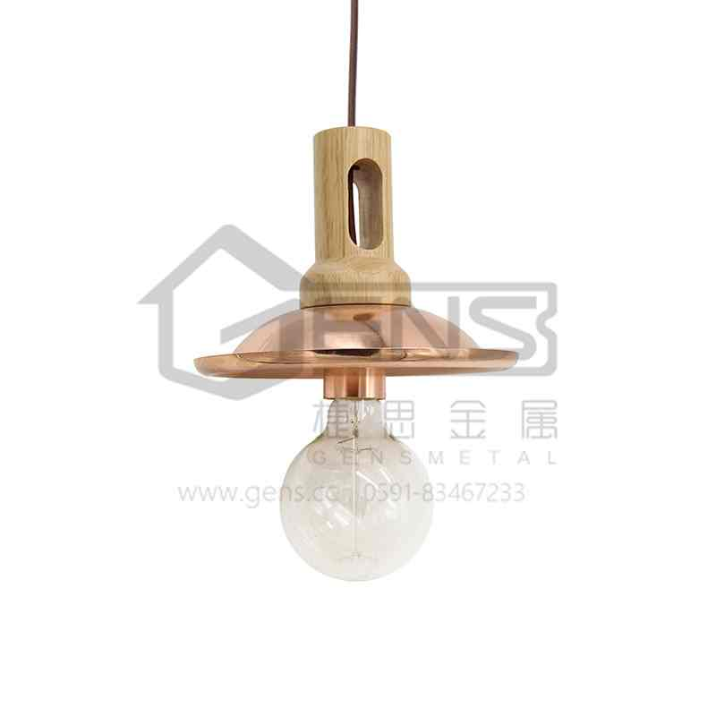 Copper Pendant Lamp GHEDL03005