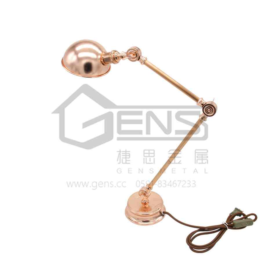 Copper Table Lamp GHETL01005