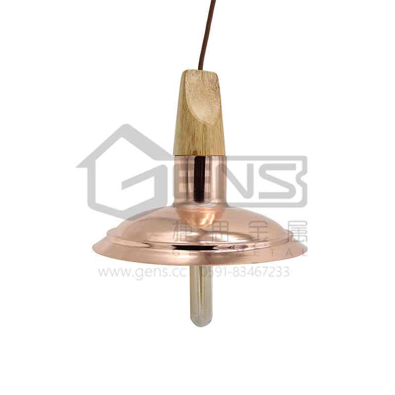 Copper Pendant Lamp GHEDL03003