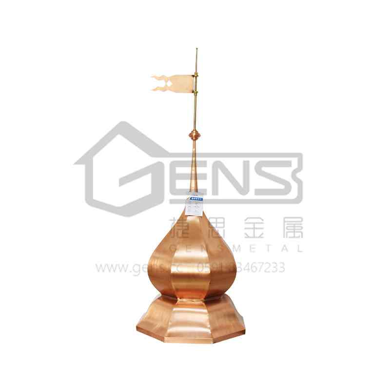 Copper Lightning Rod GBGLR01013