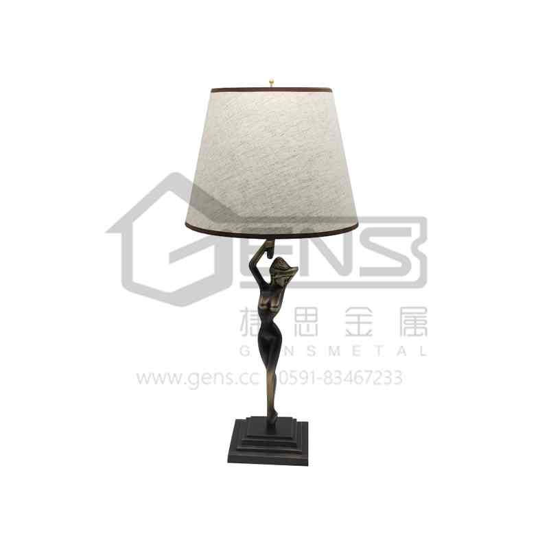 Copper Table Lamp GHETL01002
