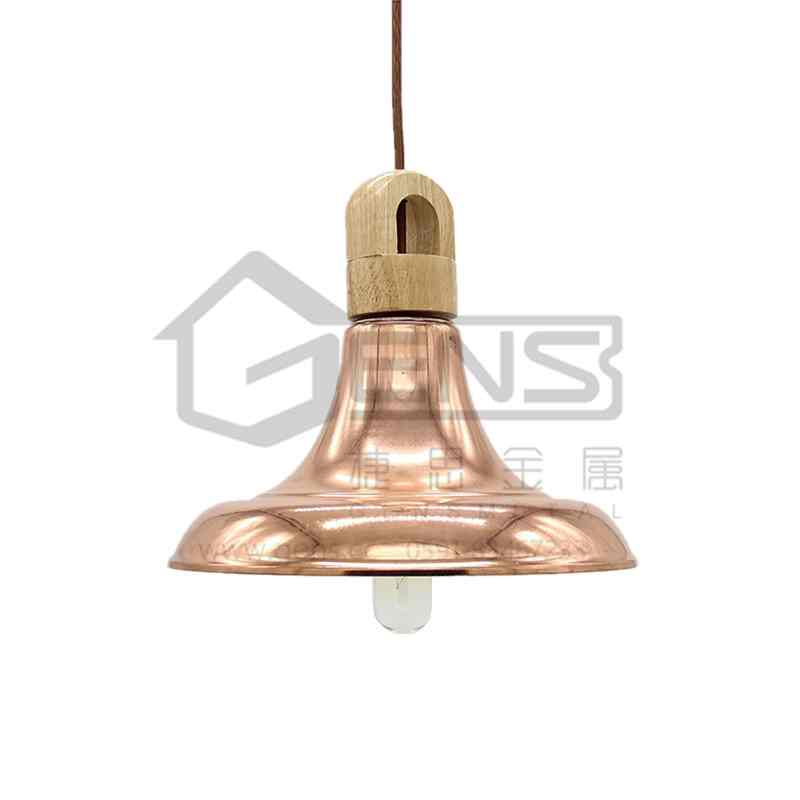 copper pendant lamp GHEDL03004