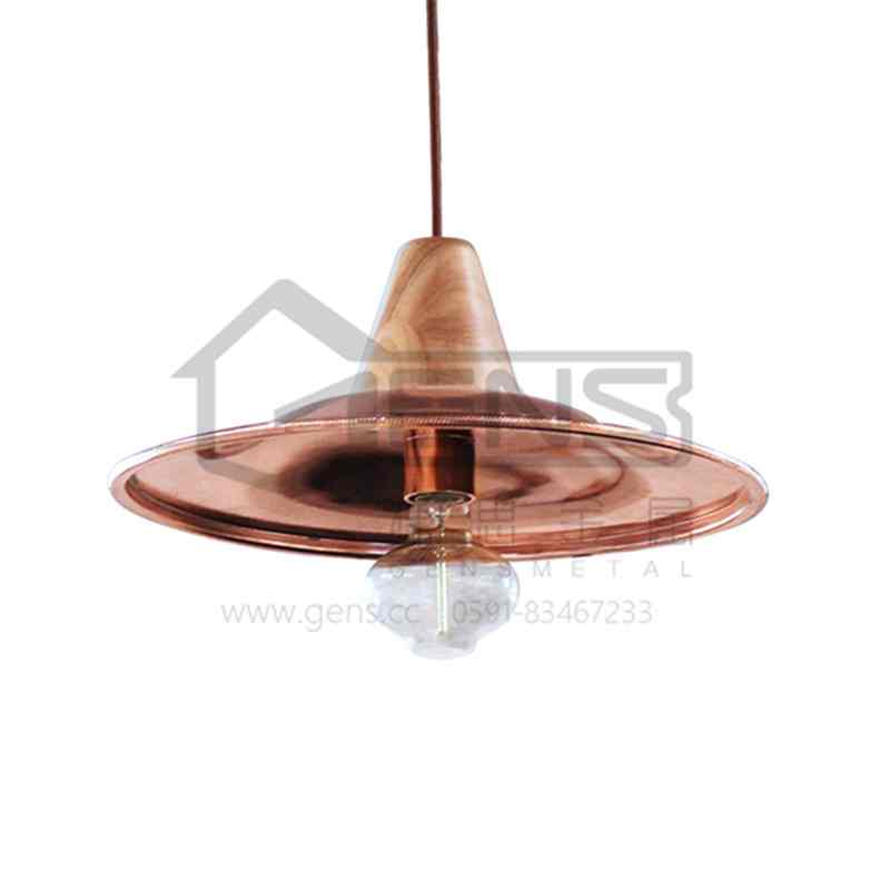 Copper Pendant Lamp GHEDL03009