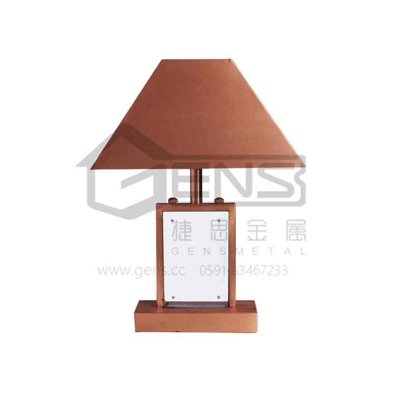 Copper Lamp GHETL05007