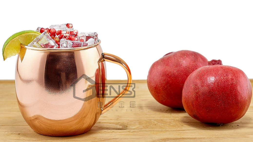 What is the benefit of copper cup?